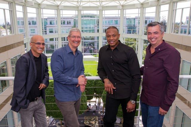 Apple kauft Beats by Dr. Dre offiziell für 3 Milliarden US-Dollar