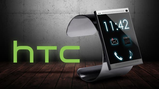 HTC Smartwatch Concept