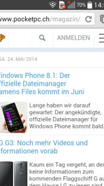 L40-Browser-216x384 Review: Das LG L40 Einsteigersmartphone im Test