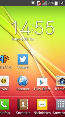 LG L40 Screenshot