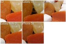 LG G3 Kamera Vergleich