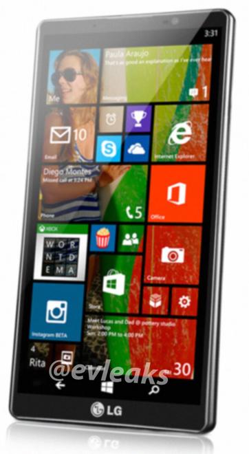 LG Uni8: Neues Windows Phone 8 aufgetaucht