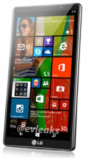 LG Uni8: Neues Windows Phone 8 aufgetaucht