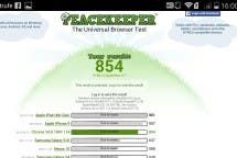 Huawei Ascend P7 Benchmark