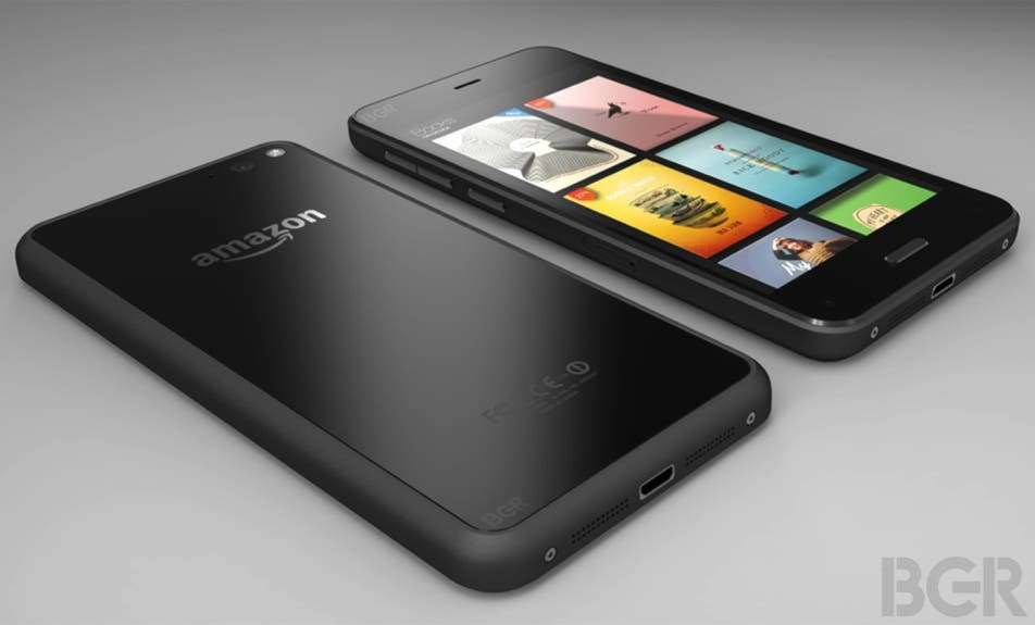 Amazon Kindle Fire Smartphone