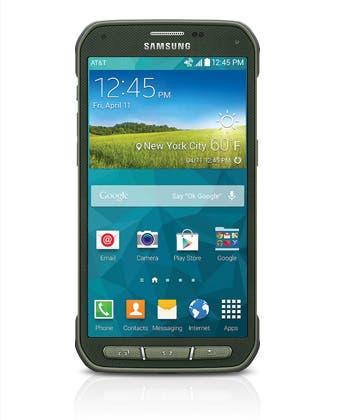 Samsung Galaxy S5 Active im Handel