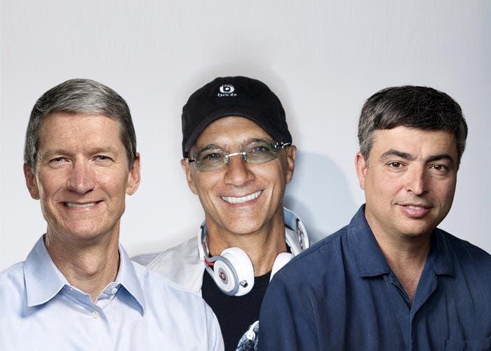 Apple und Beats by Dre