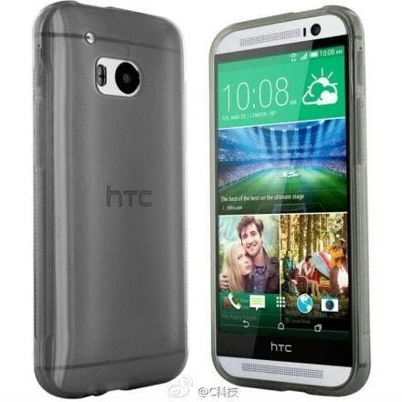 HTC One Mini 2 Leak