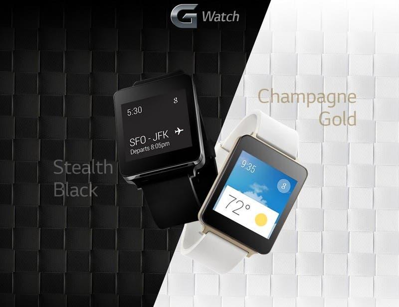 LG G Watch als LG-W100 bei der FCC aufgetaucht