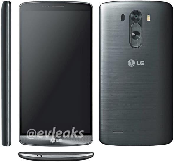 LG G3 soll Laster-Autofokus erhalten
