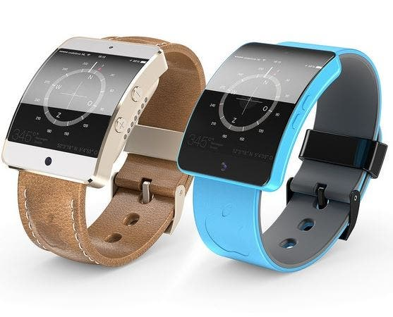 Apple iWatch Concept by Martin Hajek