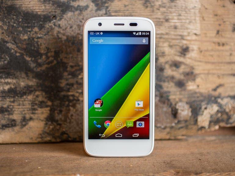 Motorola Moto G: Mit LTE und microSD-Slot ab Juli für 199 Euro