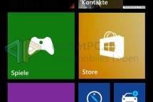 Nokia Lumia 630 Screenshot
