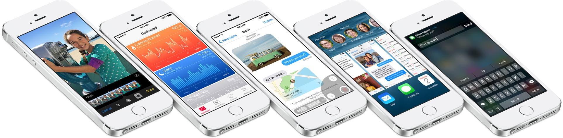Apple stellt iOS 8 und mehr vor