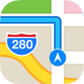 Apple Maps iOS 7