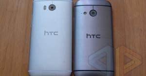 HTC One (M8)/HTC One Mini 2 Rückseiten