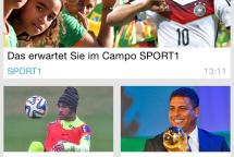 Sport1 für iPhone