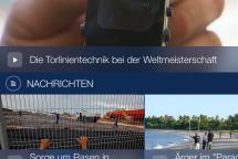 Sportschau WM 2014 für iOS