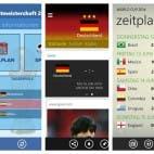 Apps Fussballweltmeisterschaft Windows Phone