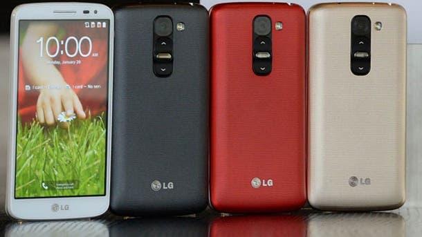 LG G2 Mini alle Farben