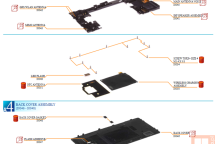 Nokia Lumia 930 Teardown