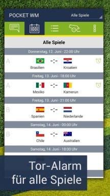 Pocket WM 2014
