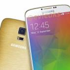 Samsung Galaxy F evLeaks