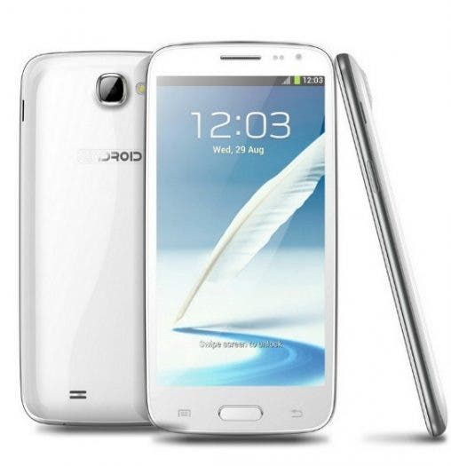 Star N9500 Trojaner Phone