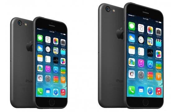 iPhone 6 Rendering by Martin Hajek