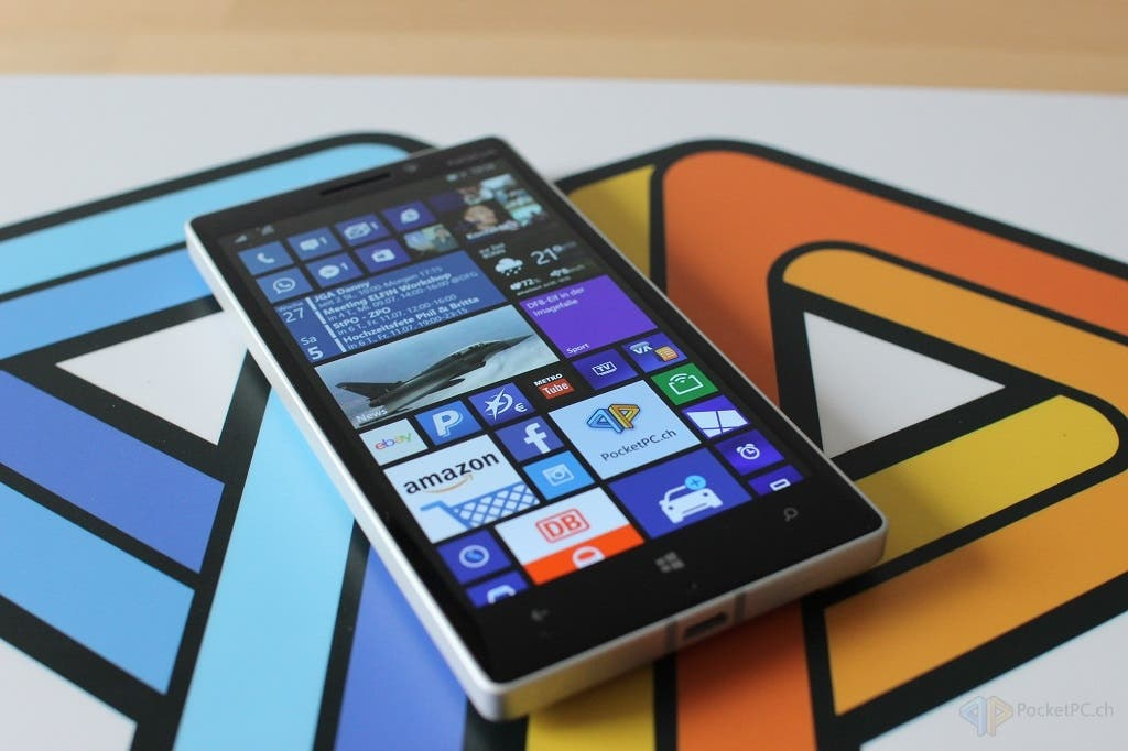 0011 Review: Das Nokia Lumia 930 im Test