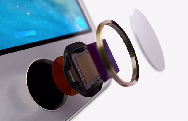 Apple Touch ID Sensor