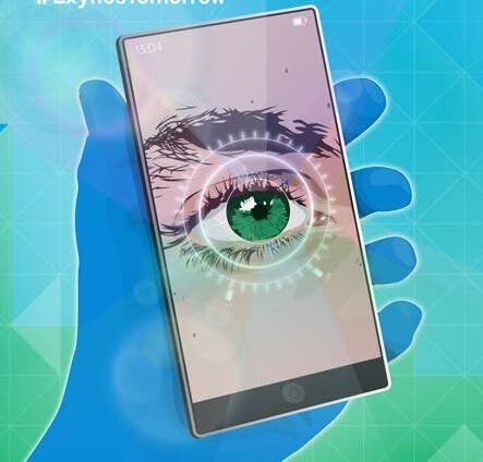 SamsungExynos Iris Scanner