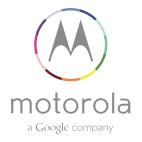 Motorola logo 2013 - morotola a Google company