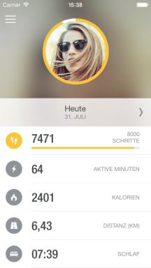 Runtastic Me App (2)
