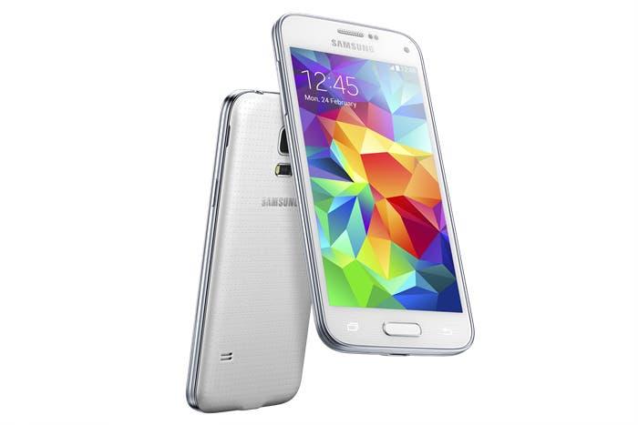 Samsung Galaxy S5 Mini Weiss