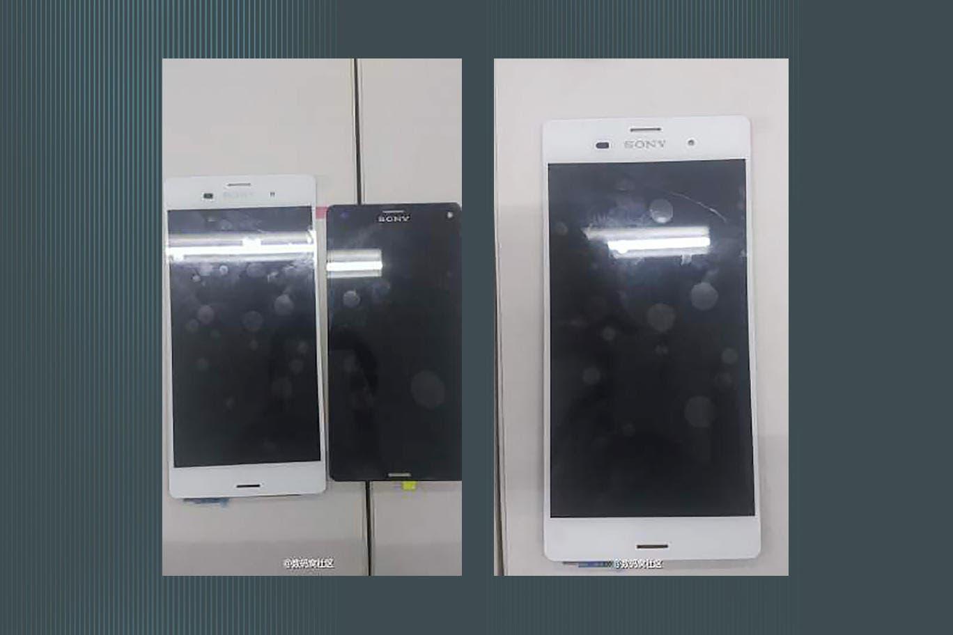 Sony Xperia Z3 Leak