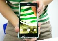 Sony Xperia Selfie Phone