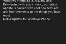 Lumia Cyan Update für Lumia 1520