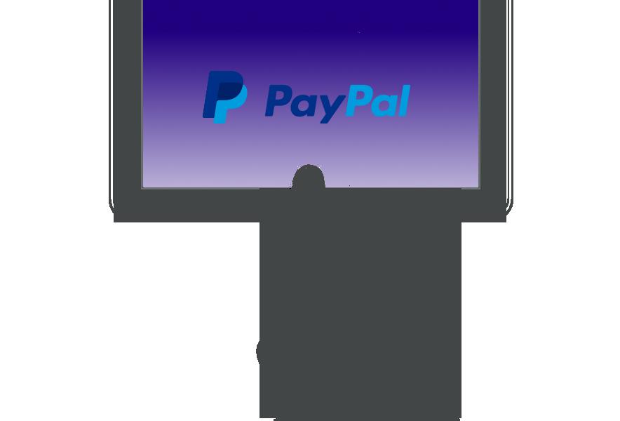 Paypal Fingerabdruck