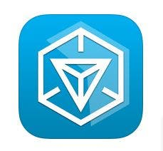 Ingress iOS Logo