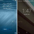 Android L vs. iOS 8