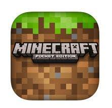 Minecraft iOS Logo