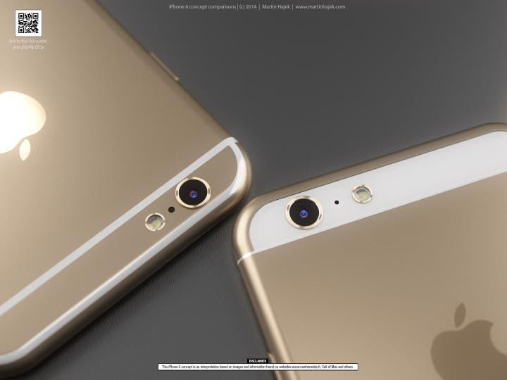 iPhone 6 Concept by Martin Hajek