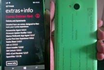 Microsoft Nokia Lumia 730 Superman