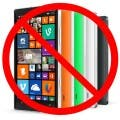 Windows phone verbot
