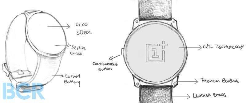OnePlus One Watch