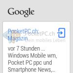 LG G Watch Screenshot