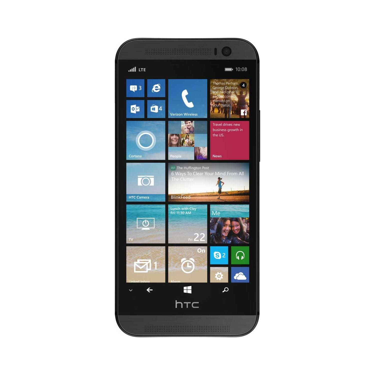 Verizon M8 Windows Phone