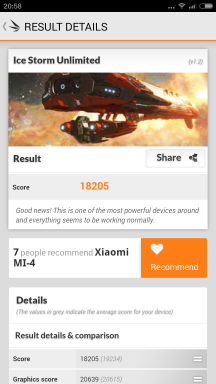 Review: Xiaomi Mi4 Benchmark 1