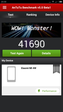 Review: Xiaomi Mi4 Benchmark 2